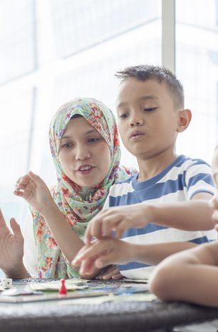 Perintah Kawalan Pergerakan: Aduh Stres Ajar Anak Di Rumah!