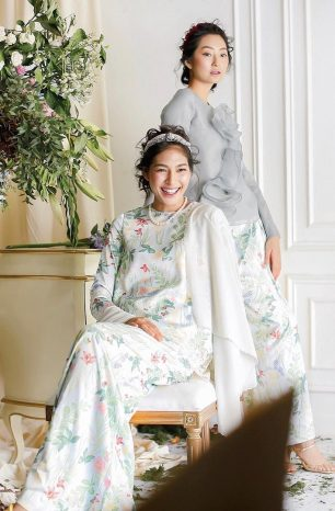 Kompilasi gaya Raya 2019 pilihan makchic Suri