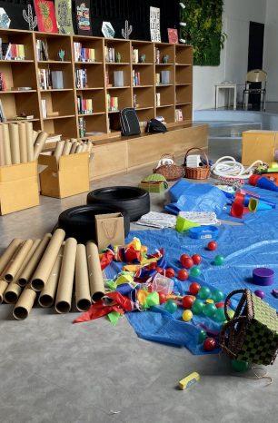 Kemeriahan menerokai dunia bermain kanak-kanak di Hari Kanak-Kanak makchic x Lindees 2019