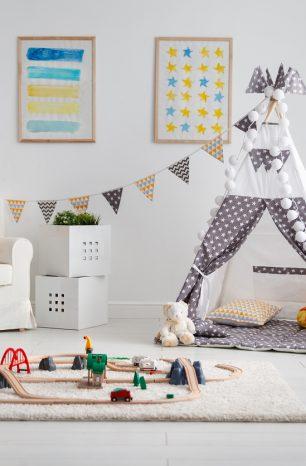Panduan ringkas wujudkan ruang bermain selamat di rumah